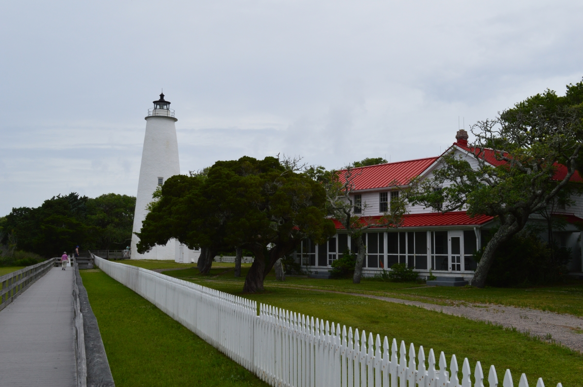 Lighthouses at Cape Hatteras National Seashore