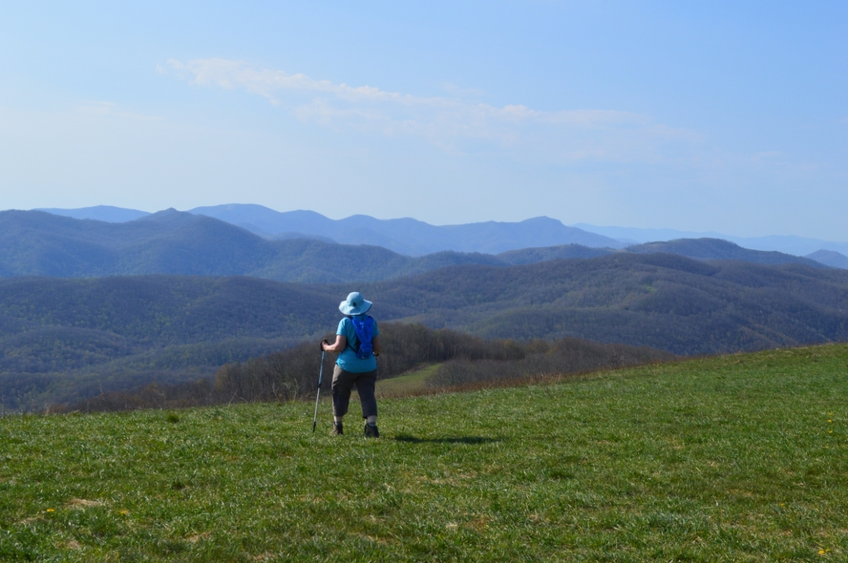Max Patch, Pisgah National Forest