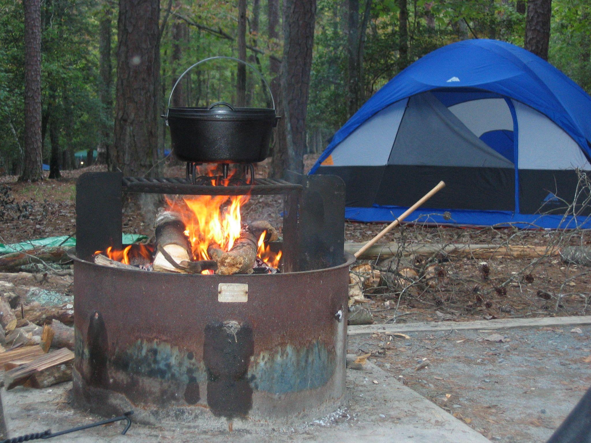Camping In North Carolina National Parks » Carolina Outdoors